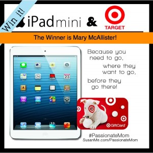 Susan Merrill - GiveAway_ iPad Mini and Target | Susan Merrill Blog-3