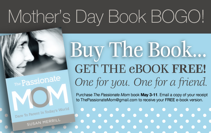 The Passionate Mom Mother's Day BOGO
