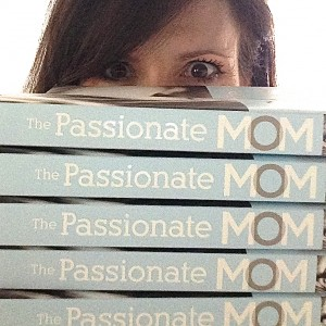 The passionate mom book