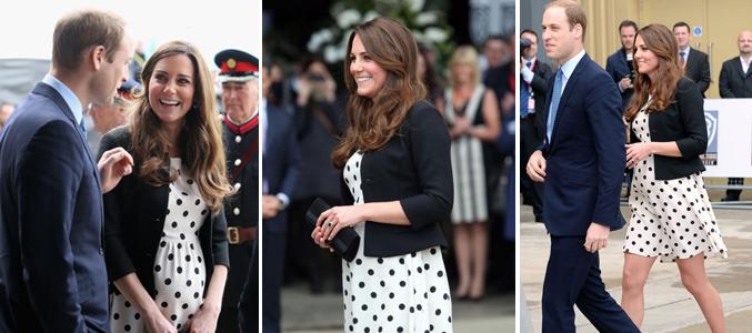 Pregnant Princess Kate