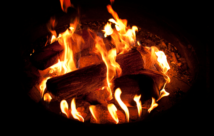 Autumn Night Fire Pit : A fall date night for you and your man susan merrill