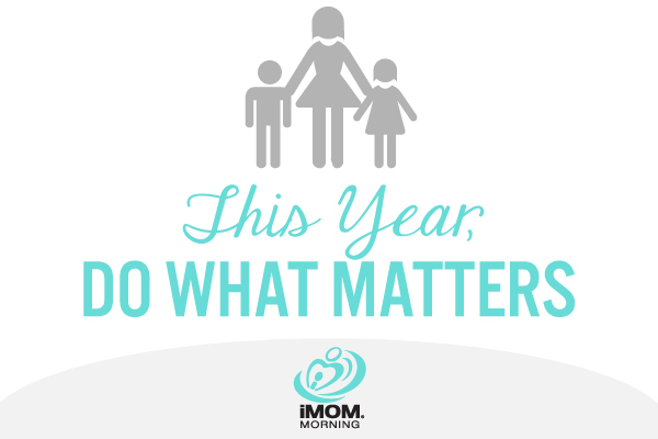 iMOM Do What Matters