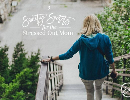 stressed out mom