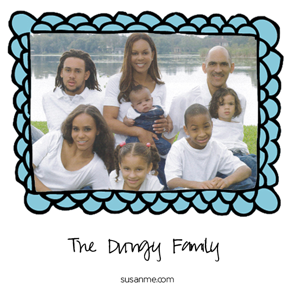 The Dungy Family