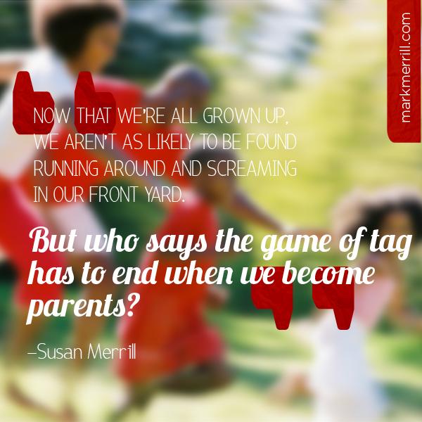 Tag Team in Parenting
