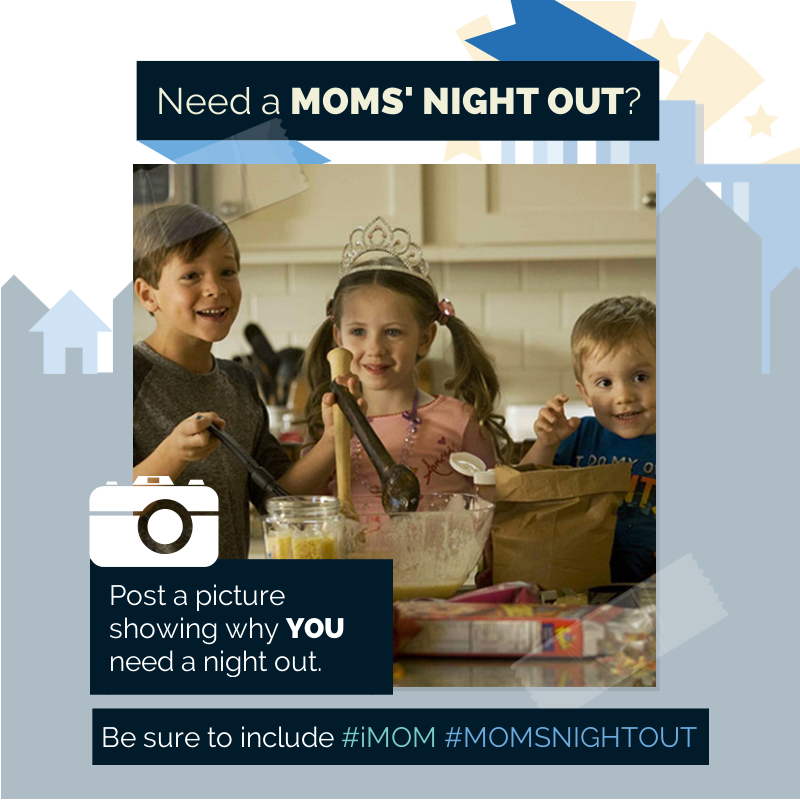 Ultimate Moms' Night Out Giveaway