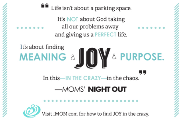 finding joy in the chaos