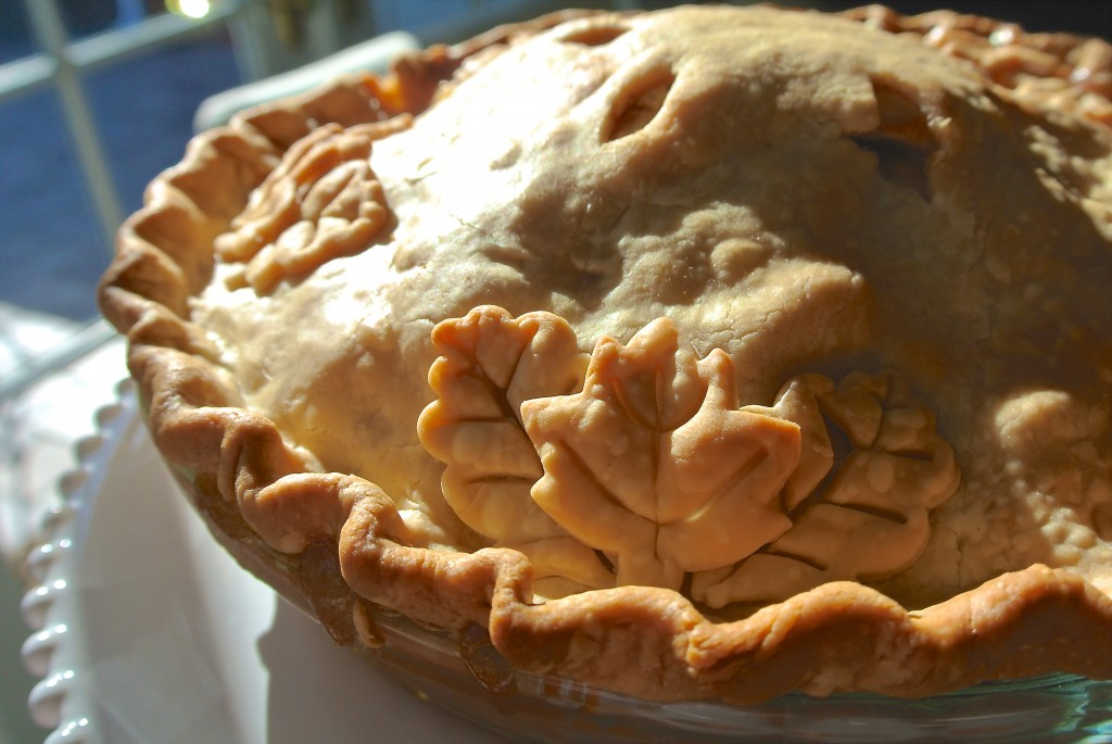 Susan's Apple Pie