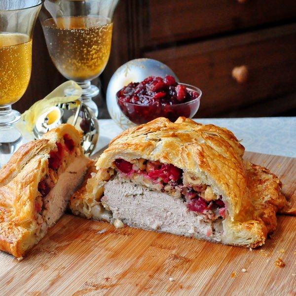 rock recipes turkey wellington