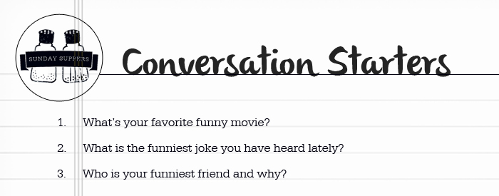 casserole-conversation-starters