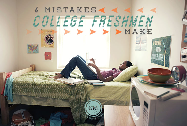 college mistakes
